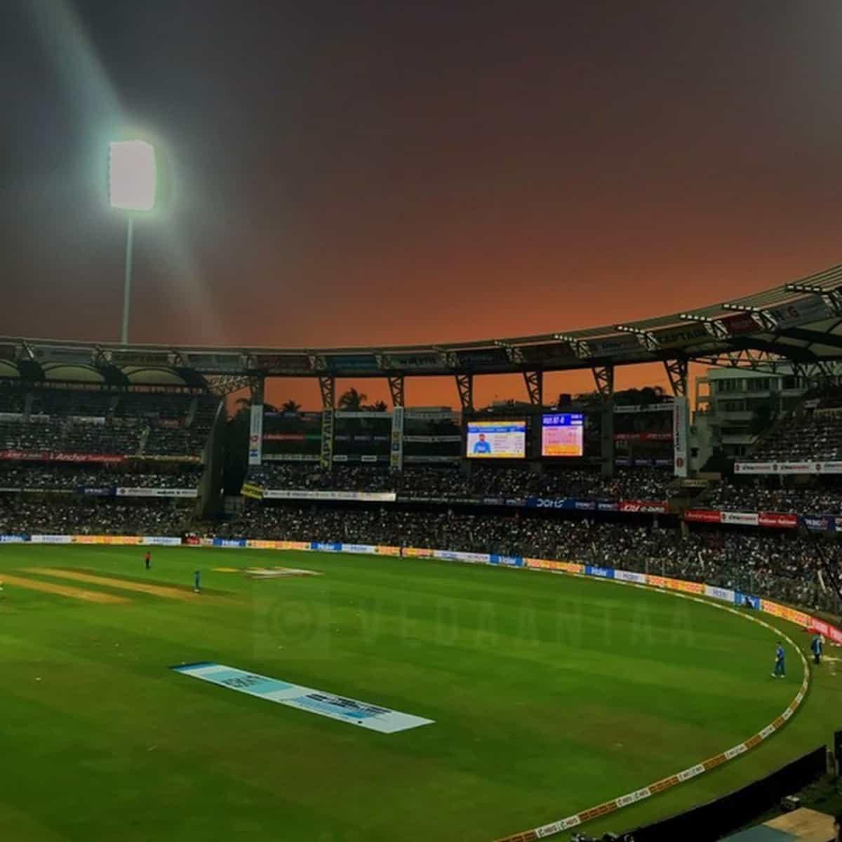 Wankhede Stadium - Mumbai