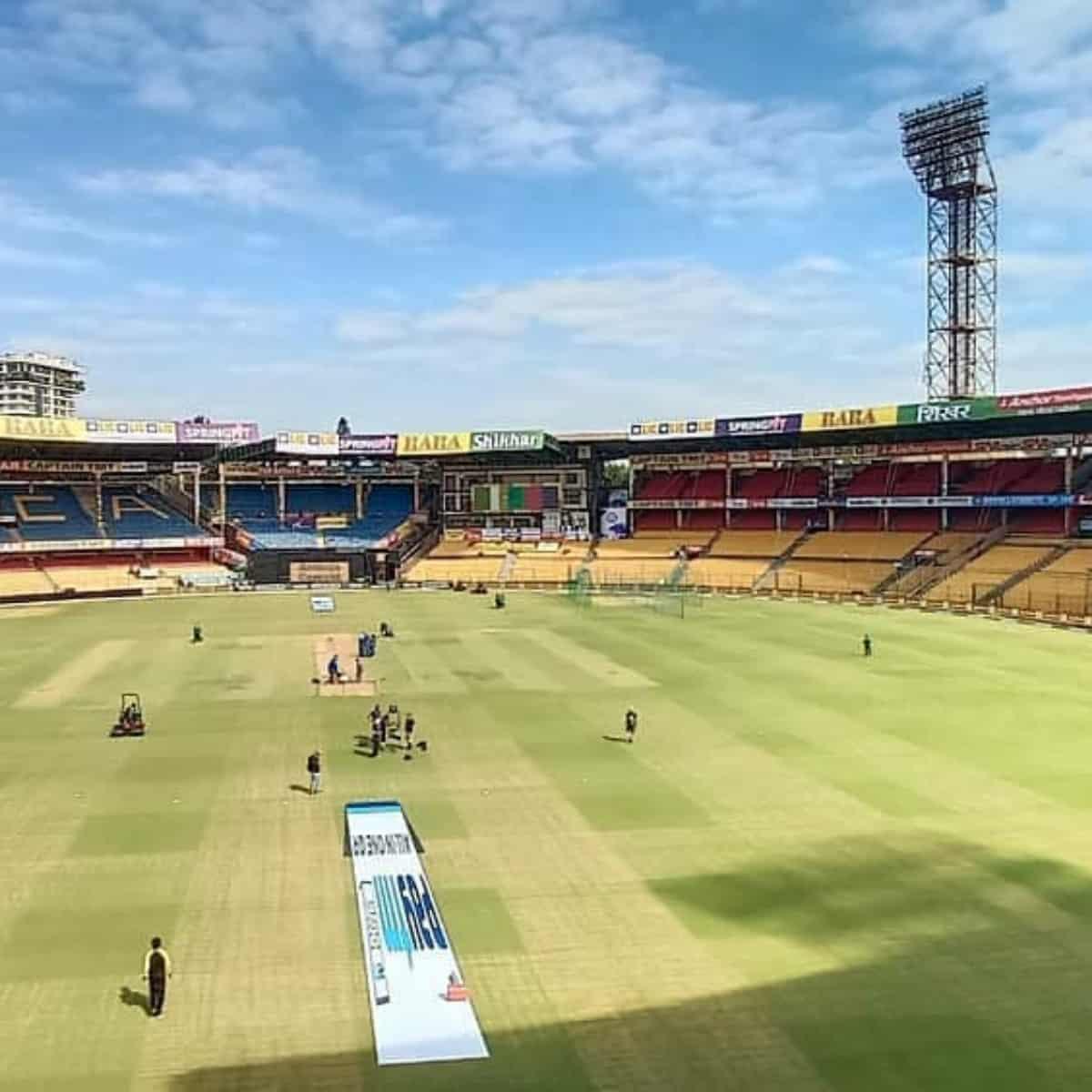M.Chinnaswamy Stadium, KSCA Stadium - Bengaluru