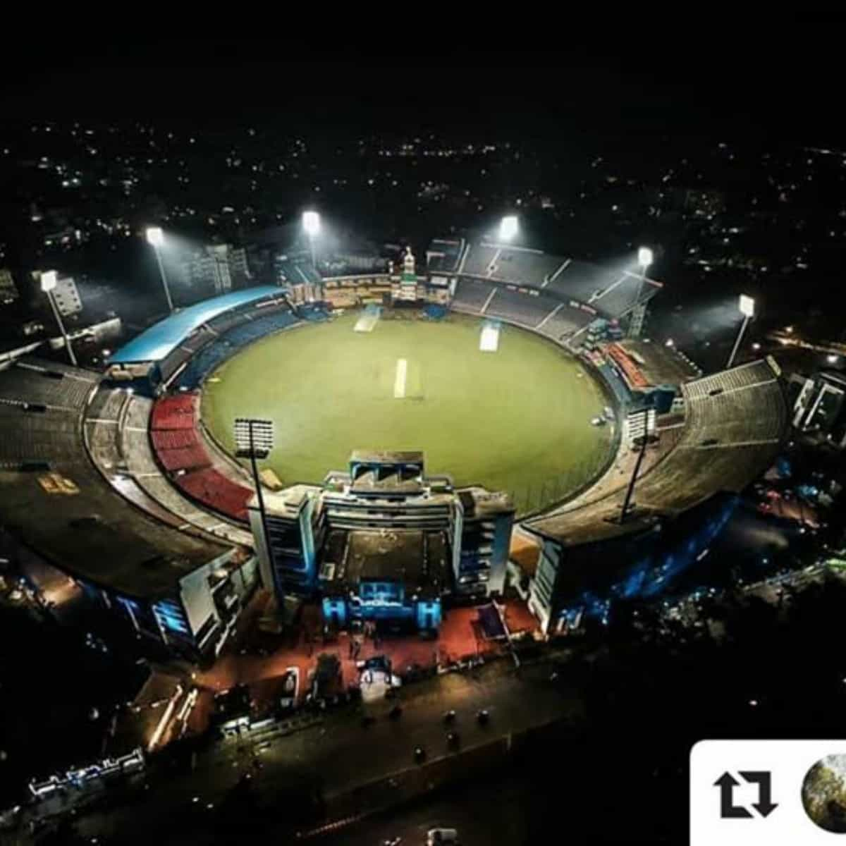 Barabati Stadium - Cuttack