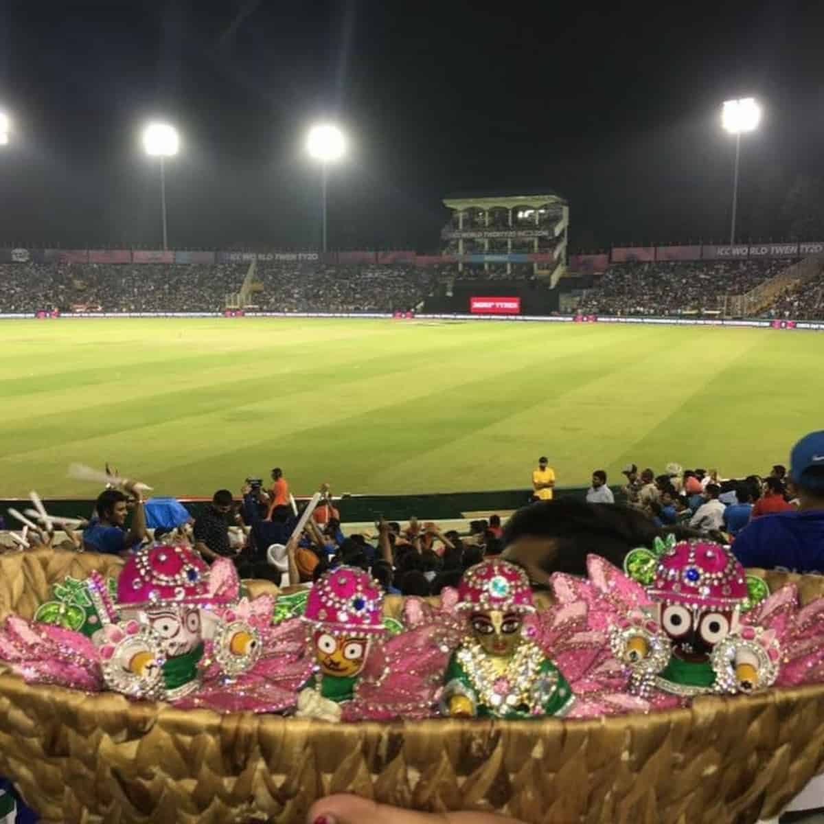 Punjab Cricket Association(PCA Stadium) - Mohali, Punjab