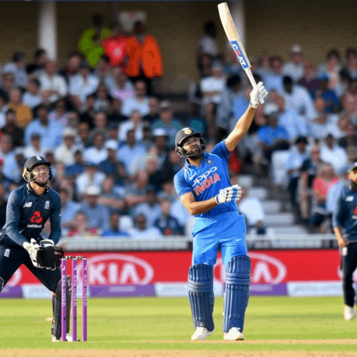 Never thought I'd score a double century in ODIs: Rohit Sharma