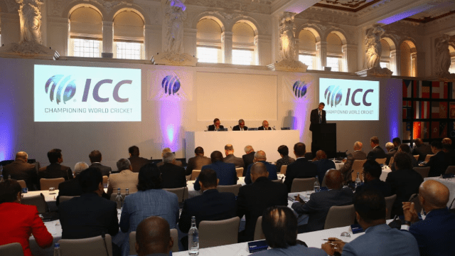 ICC released guidelines to resume cricket after coronavirus