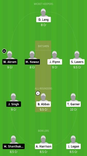 PT VS IN-XI   Darwin Top End T20   Dream11 Team Prediction