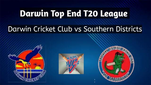 SD VS DDC   Darwin Top End T20   Dream11 today match Prediction