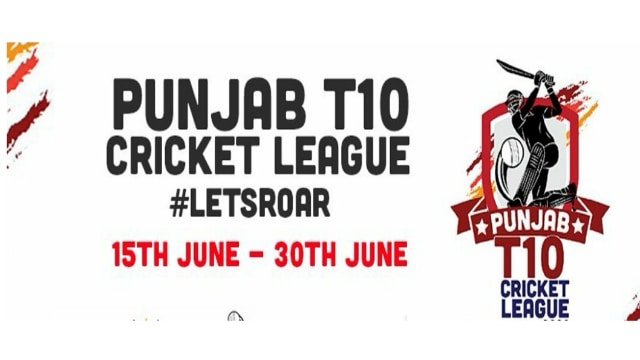 Punjab T10 Cricket League: Schedule, Squads, Timings and Live Streaming