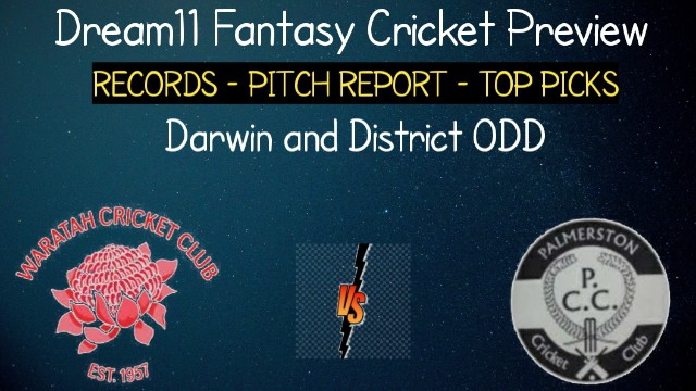 WCC vs PCC | Match 2,Darwin and District ODD | Today Match Prediction and Players Records