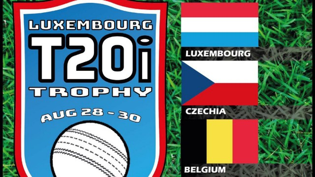 Luxembourg is set to resume International cricket with the T20I Tri-Series in August