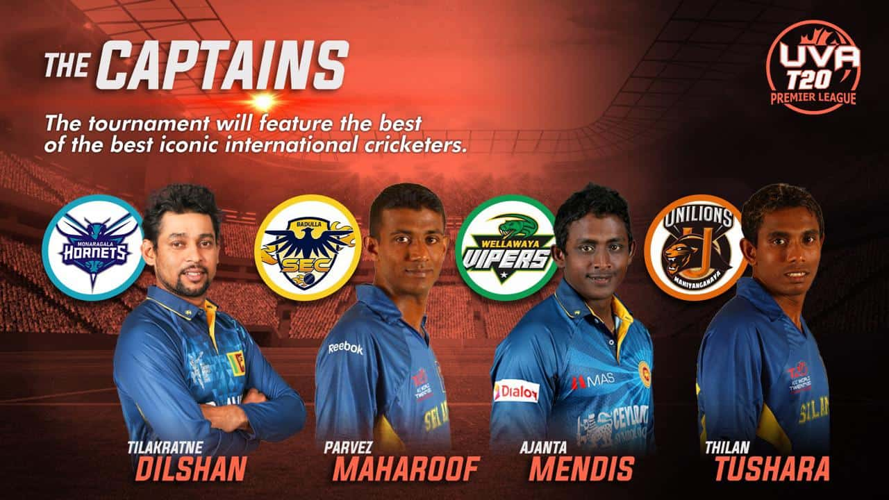 Sri Lankan UVA Premier League T20: Schedule, Squads Timings and Live Streaming