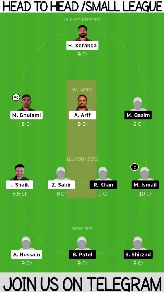 SSD vs JKP | Match 5,ECS T10 Gothenburg | Dream11 Today Match Prediction and Players Records