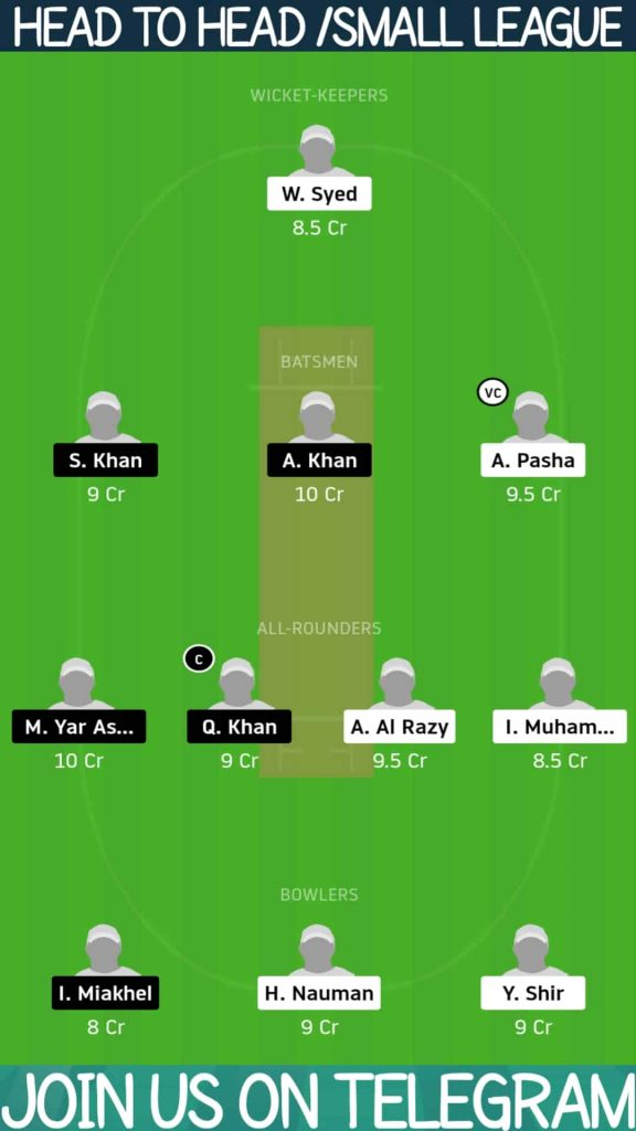 FCC vs MSF   Match 1,ECS T10 Frankfurt   Dream11 Today Match Prediction and Players Records