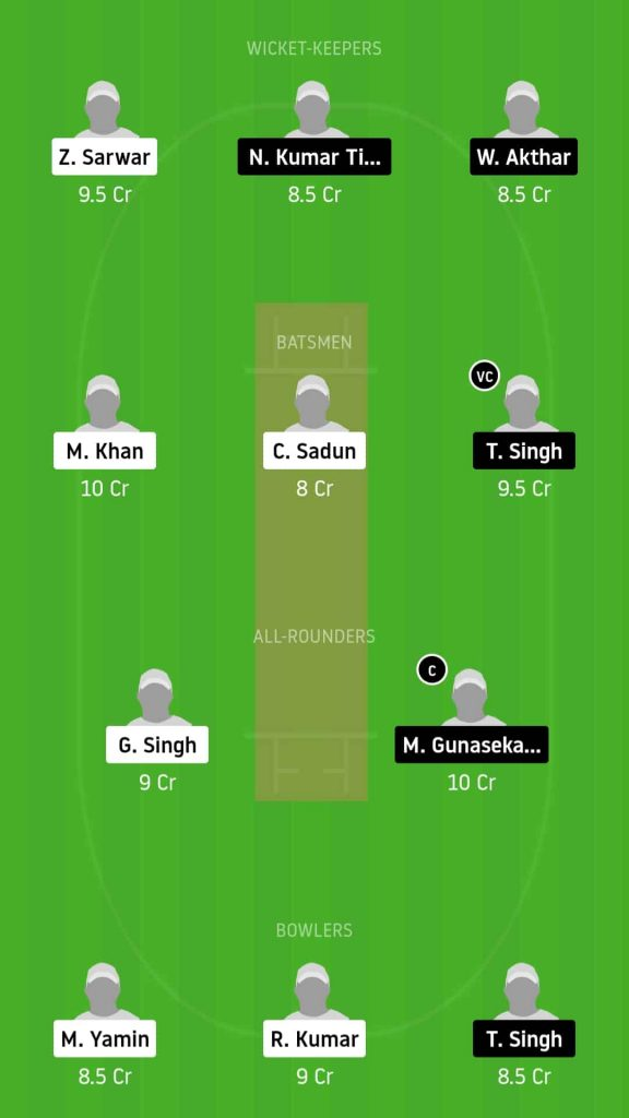 CYM vs PNL | Match 8,ECS T10 Cyprus | Dream11 Today Match Prediction and Players Records