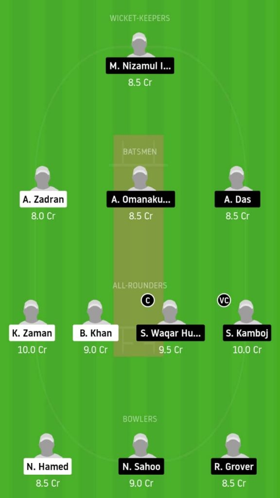 BECC vs RCD | Match 3, ECS T10 Dresden | Dream11 Today Match Prediction and Players Records