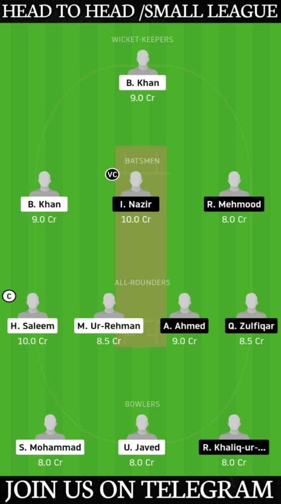 BSH vs PKCC Dream11 Today Match Prediction & Players Record   Match 20, European Cricket Series T10 Barcelona 2020