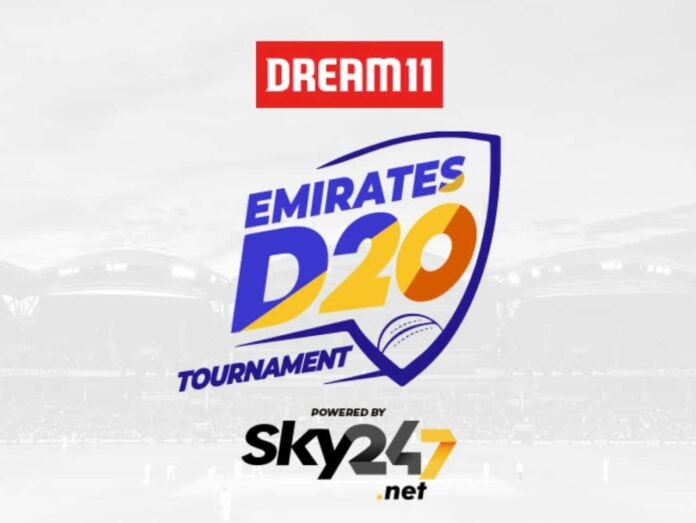 Emirates D20 tournament is going to commence from December 06 2020: Know about the Full Schedule, Squads, Venue and Live Streaming