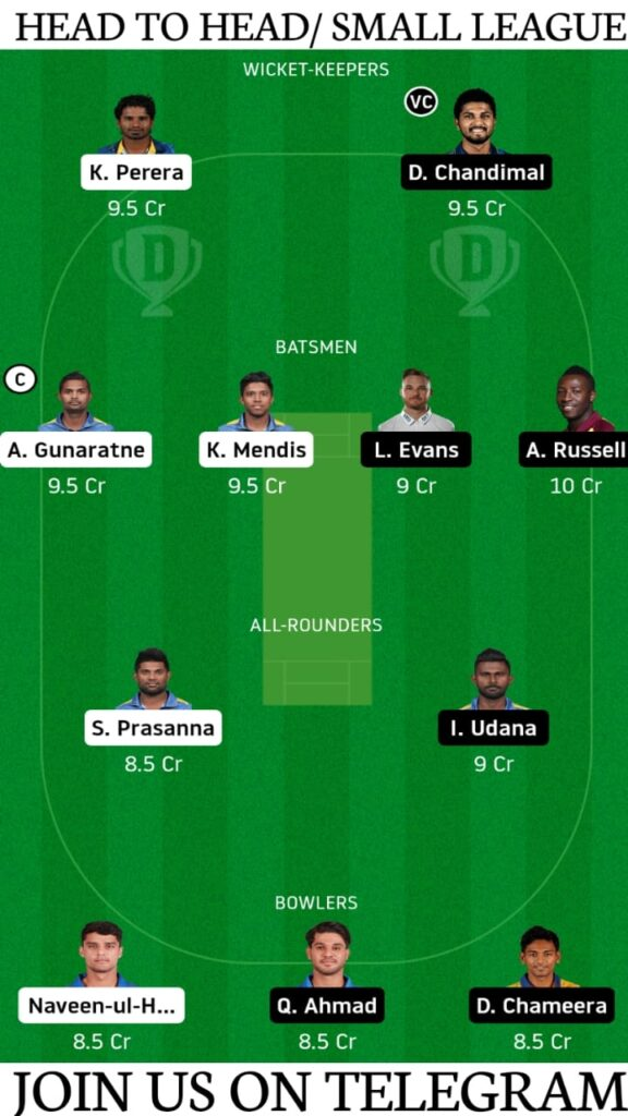 KT vs CK Dream11 Prediction, Fantasy Cricket Tips, Playing XI, Pitch Report and Players Record | Match 13, Lanka Premier League T20, December 05 2020