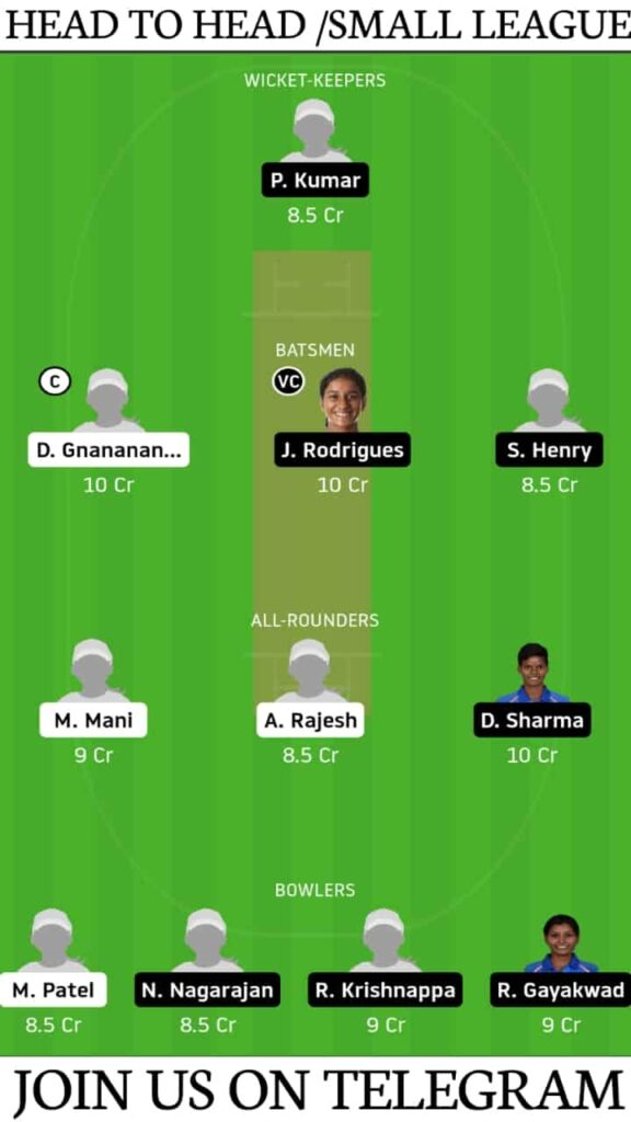 HRN-W vs SHN-W, Heron Sports vs Sheen Sports Dream11 Prediction, Fantasy Cricket Tips, Playing XI, Pitch Report & Players Record   Match 6, T20 India Nippon Cup 2021