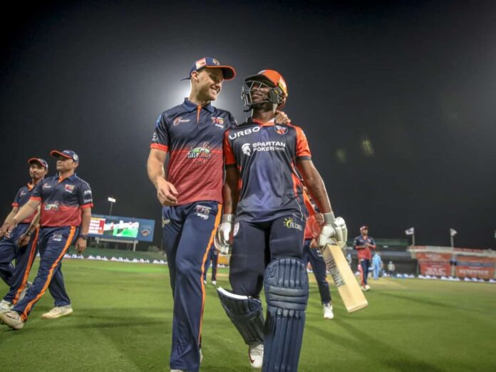 BT vs MA Dream11 Prediction, Fantasy Cricket Tips, Playing XI, Pitch Report and Players Record: Match 7, Abu Dhabi T10 League 2021
