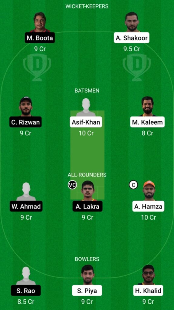 AJM vs EMB Dream11 Match Prediction, Fantasy Cricket Tips, Players Record, Playing XI and Pitch Report: Match 3, Emirates D10 Tournament 2021