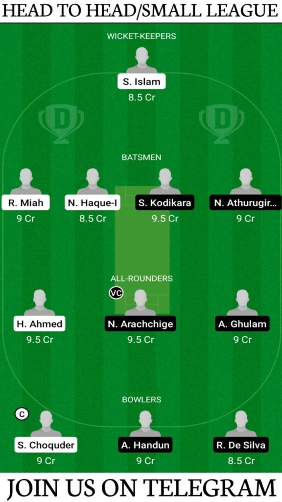 ECS T10 Venice 2021 — VEN vs PAD Dream11 Match Prediction, Fantasy Cricket Tips, Players Record, Playing XI and Pitch Report