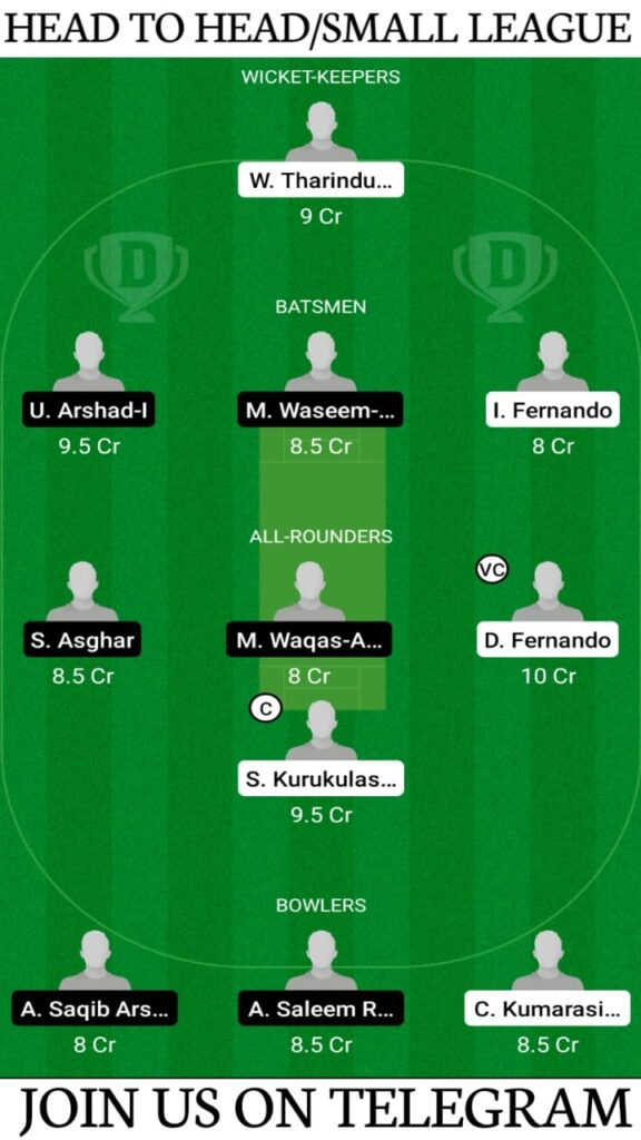 ECS T10 Venice 2021 — RCP vs TRA Dream11 Match Prediction, Fantasy Cricket Tips, Players Record, Playing XI and Pitch Report