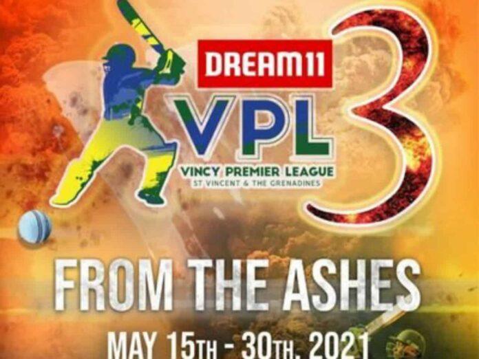 Dream11 Vincy Premier League T10 2021: Full Fixture, Squads, Venue, Timings and Live Streaming Details