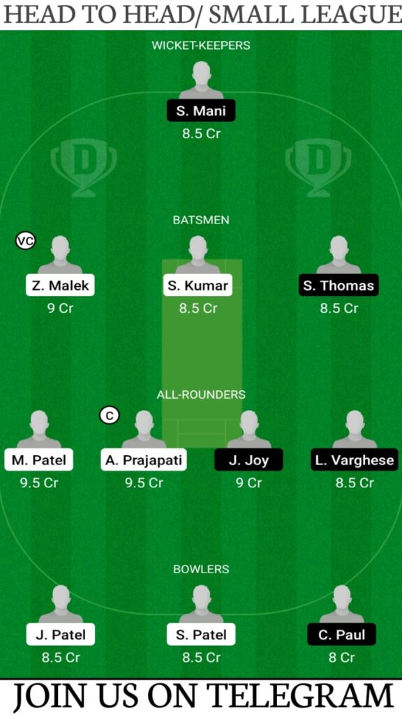 AUM vs RST Dream11 Match Prediction, Fantasy Cricket Tips, Players Stats, Playing XI and Pitch Report: Match 1, ECS T10 Malta 2021