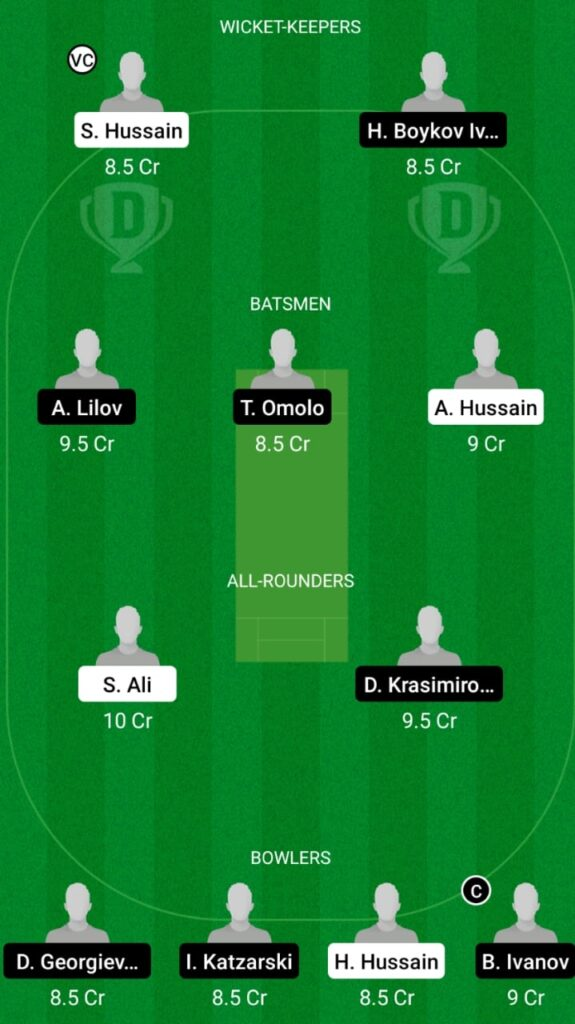 PLO vs BAR Dream11 Match Prediction, Players Stats, Fantasy Cricket Tips, Playing XI and Pitch Report — Match 3 and 4, ECS T10 Bulgaria 2021