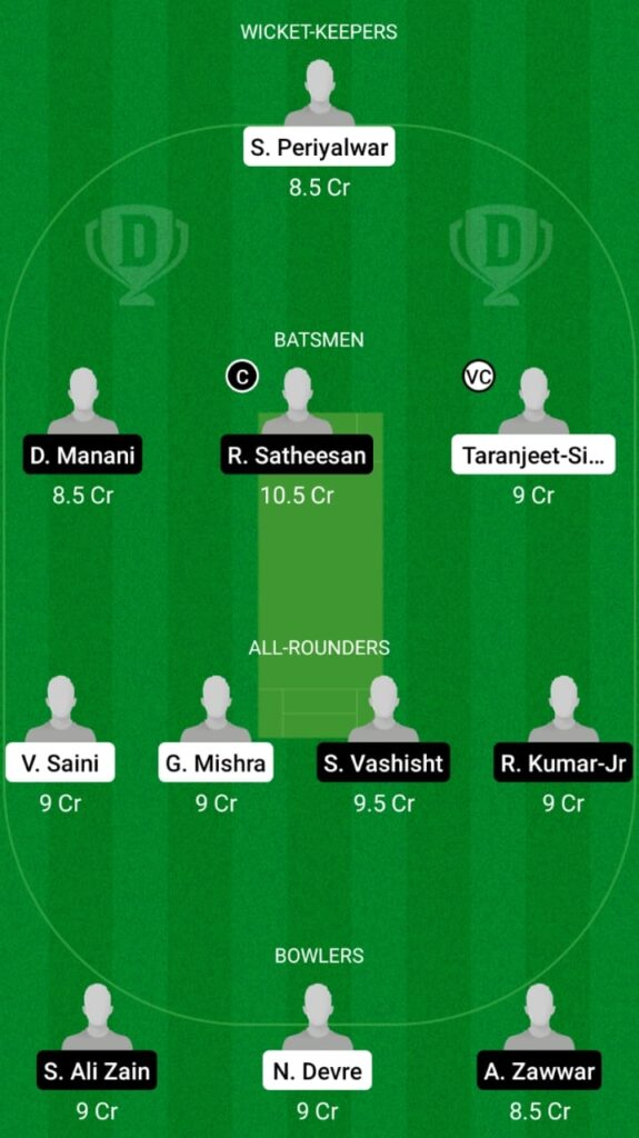 CLJ vs UNI Dream11 Match Prediction, Players Stats, Fantasy Cricket Tips, Playing XI and Pitch Report — Match 5 and 6, ECS T10 Romania 2021