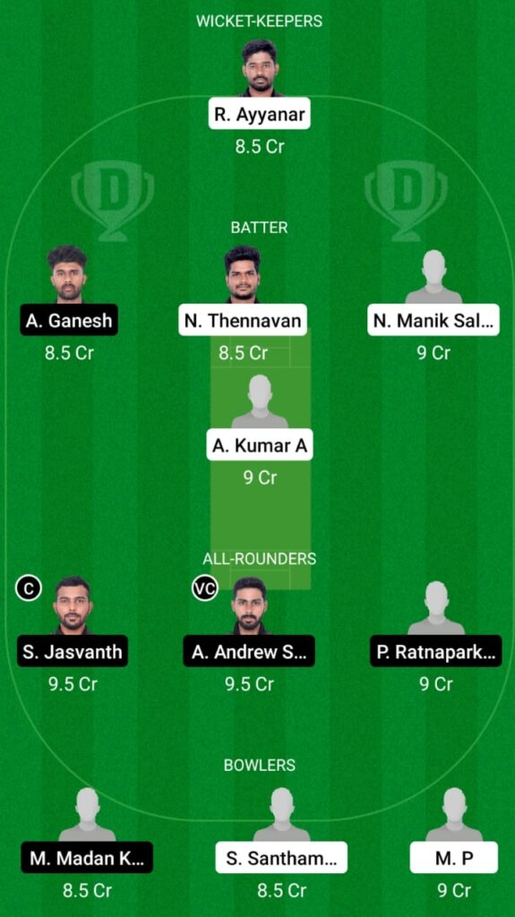 LIO vs TIG Dream11 Match Prediction, Players Stats, Fantasy Team, Playing XI and Pitch Report — Match 1, Pondicherry T20 2021