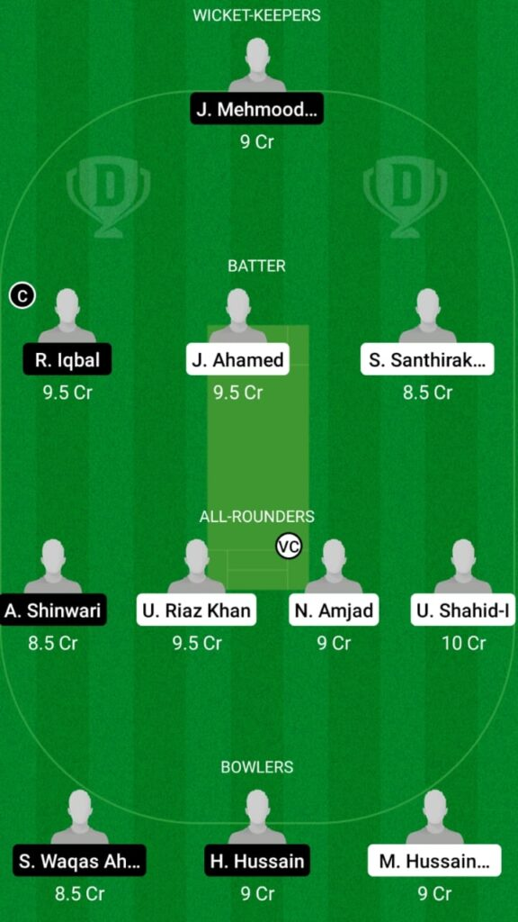 FRA vs NOR Dream11 Match Prediction, Players Stats, Fantasy Team, Playing XI and Pitch Report — Match 2, Germany T20I Tri Series 2021