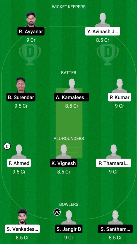 TUS vs LIO Dream11 Match Prediction, Players Stats, Fantasy Team, Playing XI and Pitch Report — Match 3, Pondicherry T20 2021