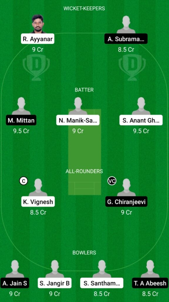 LIO vs SHA Dream11 Match Prediction, Players Stats, Fantasy Team, Playing XI and Pitch Report — Match 7, Pondicherry T20 2021