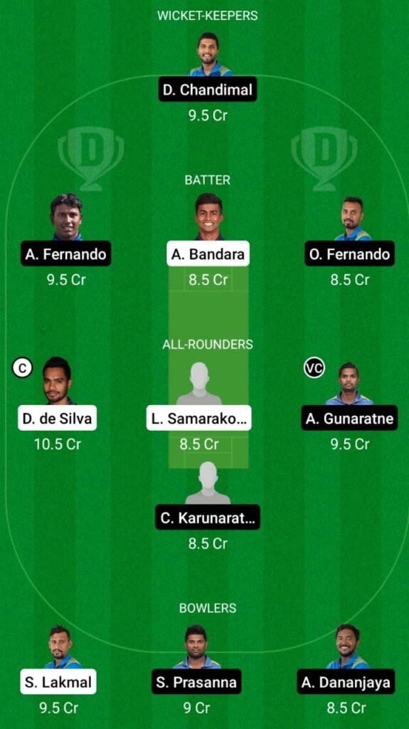 SLBL vs SLRE Dream11 Match Prediction, Players Stats, Fantasy Team, Playing XI and Pitch Report — Match 2, Sri Lanka Invitational T20 2021