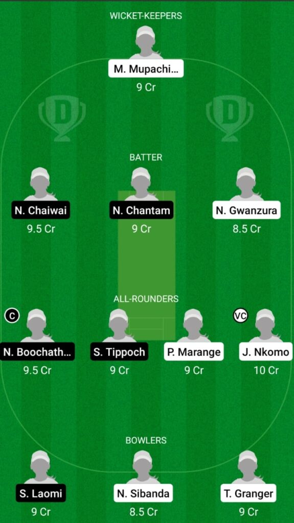 ZIM-W vs TL-W Dream11 Match Prediction, Players Stats, Fantasy Team, Playing XI and Pitch Report — 1st Unofficial ODD, Zimbabwe Women vs Thailand Women