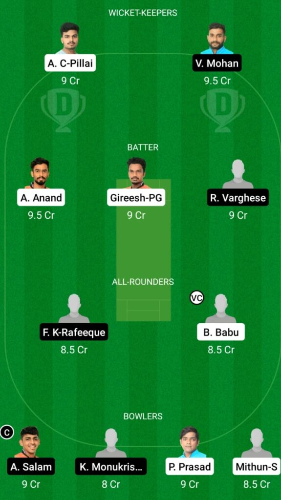 ALC vs SWC Dream11 Match Prediction, Players Stats, Fantasy Team, Playing XI and Pitch Report — Match 7, KCA Club Championship 2021