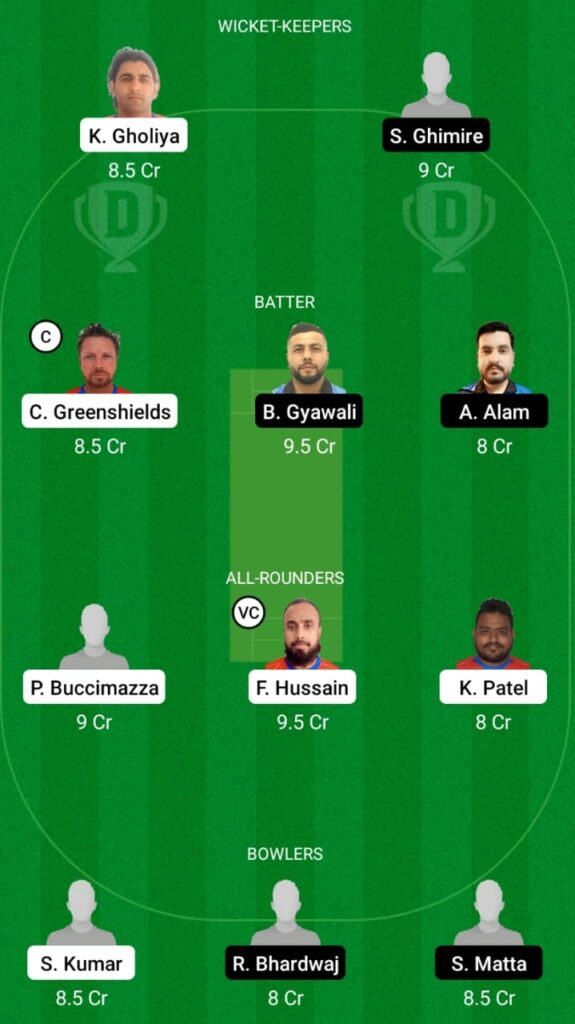 OEI vs GOR Dream11 Match Prediction, Players Stats, Fantasy Team, Playing XI and Pitch Report — Match 1, ECS T10 Portugal, Cartaxo 2021
